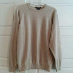 Kirkland Signature Cashmere Mens Sweater Size L